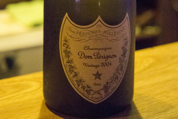 Time Out Tavern Dallas - Dom Perignon
