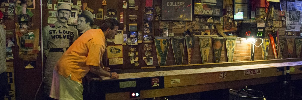 Time Out Tavern Dallas - Shuffleboard
